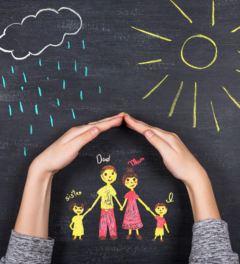 psicoterapia di coppia e famiglia