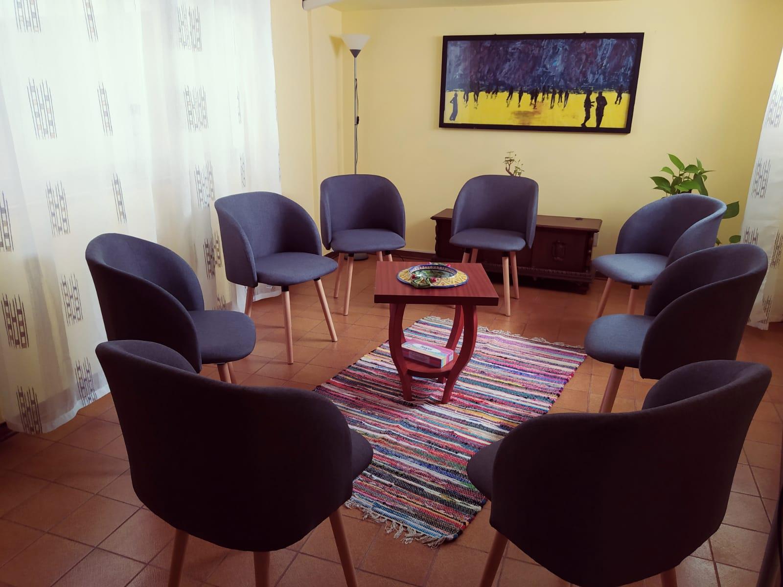 Studio Psicoterapia di Gruppo - Psicologa a Palermo