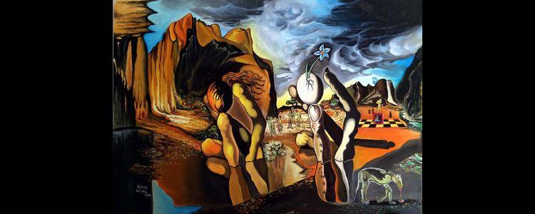 Dalì - La metamorfosi di Narciso